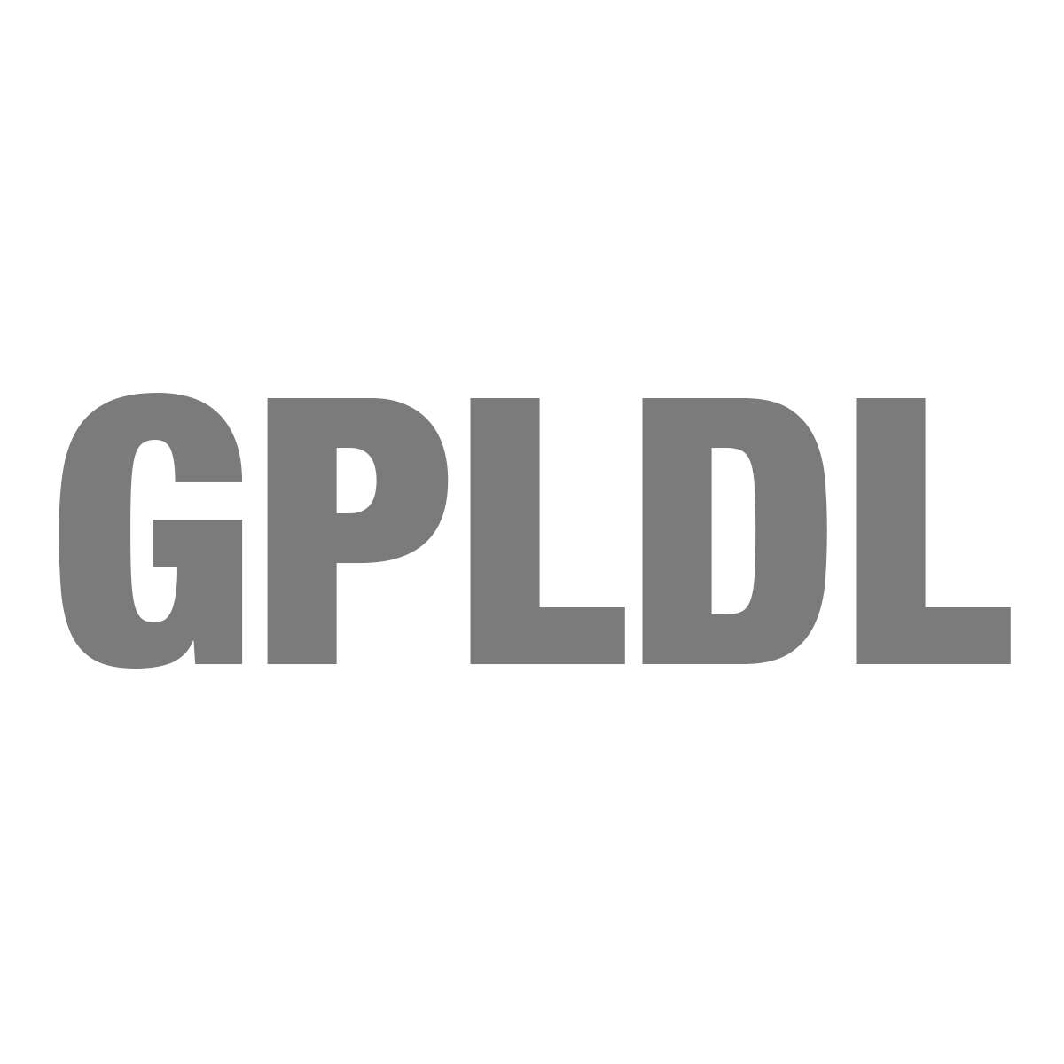 GPLDL Logo Press Kit High Resolution
